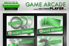 Moves On Demand - Game Arcade