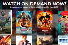 Best Movies of 2018 - On Demand